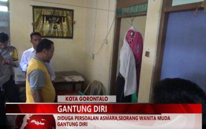 Warta 67 – (Video) Diduga Persoalan Asmara, Seorang Wanita Muda Gantung Diri