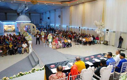 Adhan – Hardi Gelar Rapat Konsolidasi Bersama Ratusan Relawan