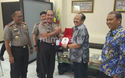 Santai Tapi Serius Ala Ketua Ombudsman Dan Kapolda Gorontalo