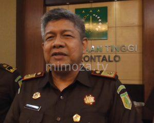 Kejati Akan Segera Tuntaskan Tiga Kasus Korupsi Besar Di Gorontalo