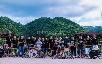 "Cari Bibit Baru, Komunitas Indonesian Drummer Gorontalo Gelar ""Street Drum"""
