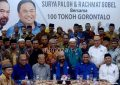 Surya Paloh Dan Rachmat Gobel Silturahmi Bersama 100 Tokoh Gorontalo