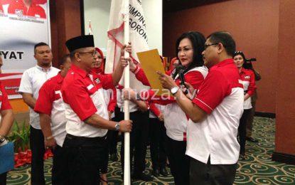 Presiden LIRA Lantik Pengurus DPW LIRA Provinsi Gorontalo Periode 2018-2022