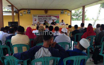 KPU Kota Terus Sosialisasikan Tahapan Pelaksaan Pilwako