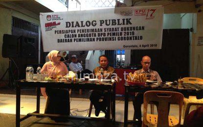 Ditemukan KTP Ganda, Calon Anggota DPD Akan Dikenai Sangsi
