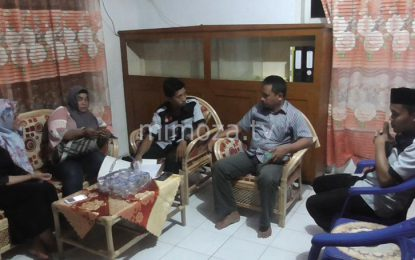 Panwaslu Gorut Dilaporkan Ke DKPP Terkait Kasus Kecamatan Monano