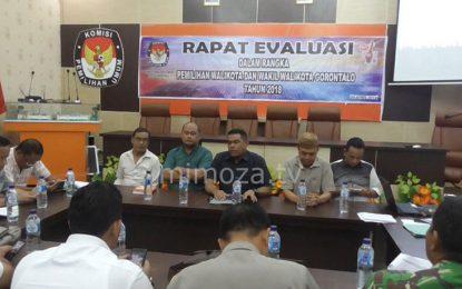KPU Kota Gelar Rapat Koordinasi Jelang Debat Kandidat Calon Wakil Wali Kota