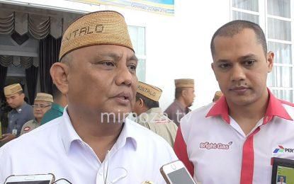 Jelang Bulan Suci Ramadhan, Gubernur Pastikan Stok BBM Aman