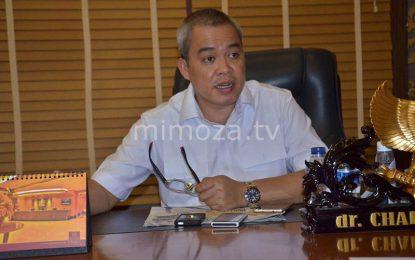 Plt Wali Kota Inginkan Dinas Kesehatan Bisa Tingkatkan Pelayanan Kepada Masyarakat