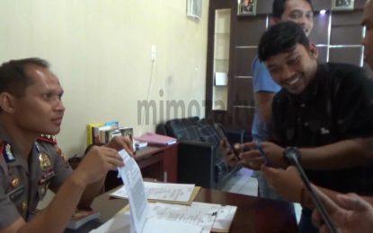 Bendahara Panwaslu Kabupaten Boalemo Resmi Ditahan