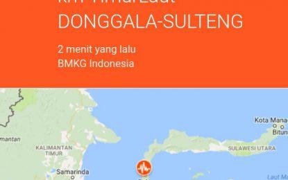 Jalur Komunikasi Putus Akibat Gempa, Warga Kesulitan Hubungi Keluarga Di Sulteng