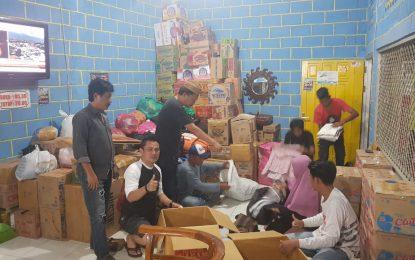 Bantuan Korban Gempa dan Tsunami Palu-Donggala Siap Dikirim