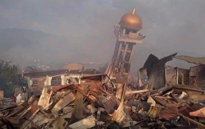 Gempa Di Sulteng, Banyak Korban Jiwa