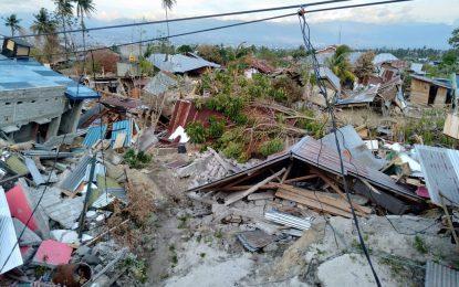 Kerugian Akibat Gempa Dan Tsunami Di Sulteng Capai 15,29 Triliun