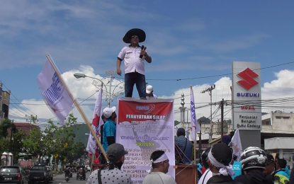 Buruh Gorontalo Berharap Gubernur Terapkan UMP Yang Layak
