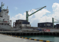 Gorontalo Ekspor Perdana Kayu Olahan ke Taiwan