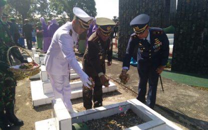 Jelang HUT Ke 73, TNI Gelar Ziarah Nasional