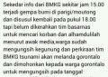 Gempa Di Gorontalo, Ini Kata BMKG