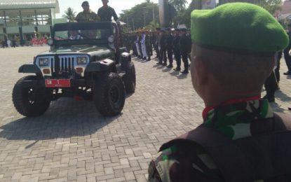 HUT TNI Ke 73, Doa Dan Dukungan Untuk Korban Bencana Di Sulteng