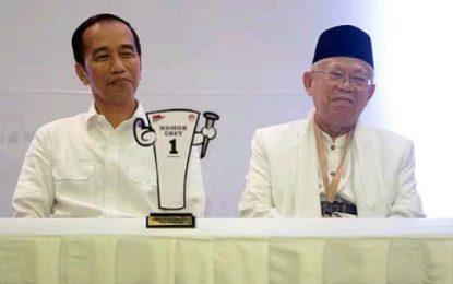 Capres Jokowi Curi Start Kampanye