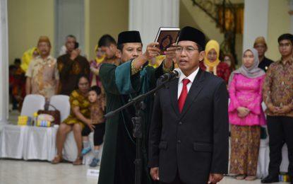 Pemprov Gorontalo Akhirnya Punya Sekda Definitif