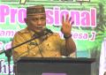 Gubernur Mulai Resah dengan Kemacetan Kota Gorontalo