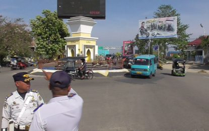 Dishub Sosialisasi Jalur Trayek Baru Angkot Dan Bus Penumpang