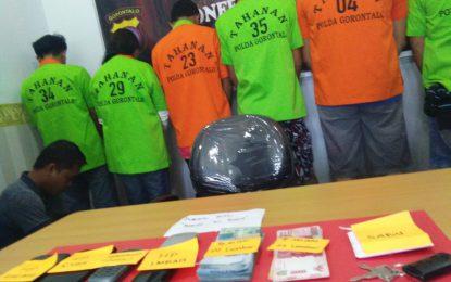 Astaga, IRT Pengungsi Gempa Tsunami Palu Seludupkan Narkoba Ke Gorontalo