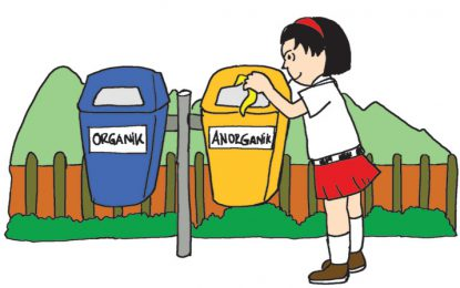 Minim Kesadaran, Jumlah Rumah Tangga Yang Membuang Sampah Pada Tempatnya Masih Kurang