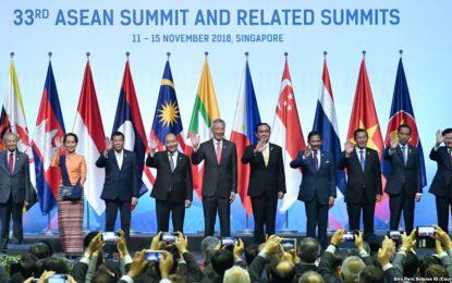 Jokowi Dorong ASEAN Terlibat Atasi Krisis Rohingya
