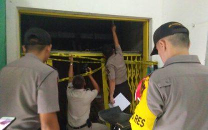 Lift Barang Terjatuh, Tujuh Karyawan Matahari Mall Kota Gorontalo Luka Patah