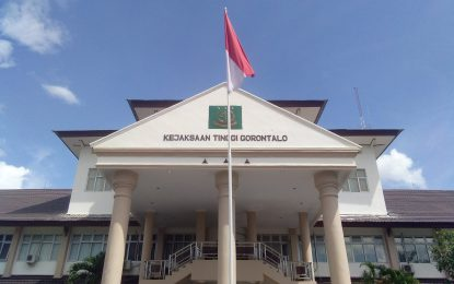 Dugaan Korupsi GORR, Wagub Gorontalo Diperiksa Kejati.