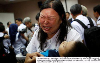 Keluarga Korban Minta Lion Air Diproses Secara Hukum