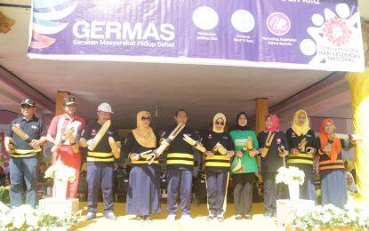 Pesan Sekda Kabupaten Gorontalo Pada peringatan HKN Ke 54 Tingkat Provinsi Gorontalo