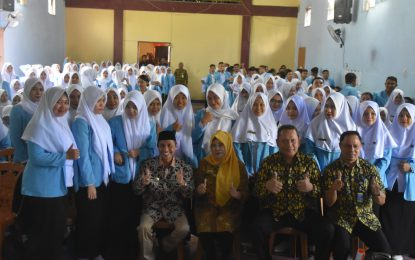 337 Mahasiswa Politekes Gorontalo Praktek Di Kabupaten Gorontalo.