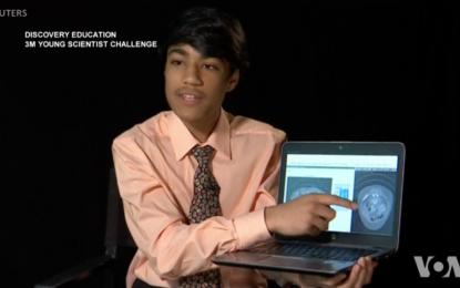 Rishab Jaib, Bocah 13 Tahun Pencipta Piranti Deteksi Dini Kanker Pankreas