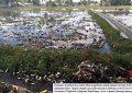 Seberapa besar ancaman bahaya plastik di danau dan sungai?