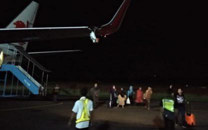 Lagi, Lion Air Insiden Di Bengkulu