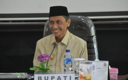 Bupati Gorontalo Sudah Klarifikasi ASN Ikut Ormas Terlarang