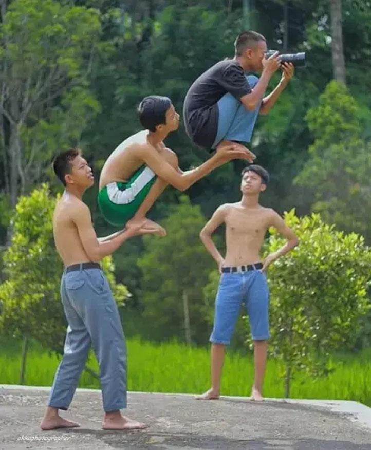51 Gambar Edit Foto Gokil HD